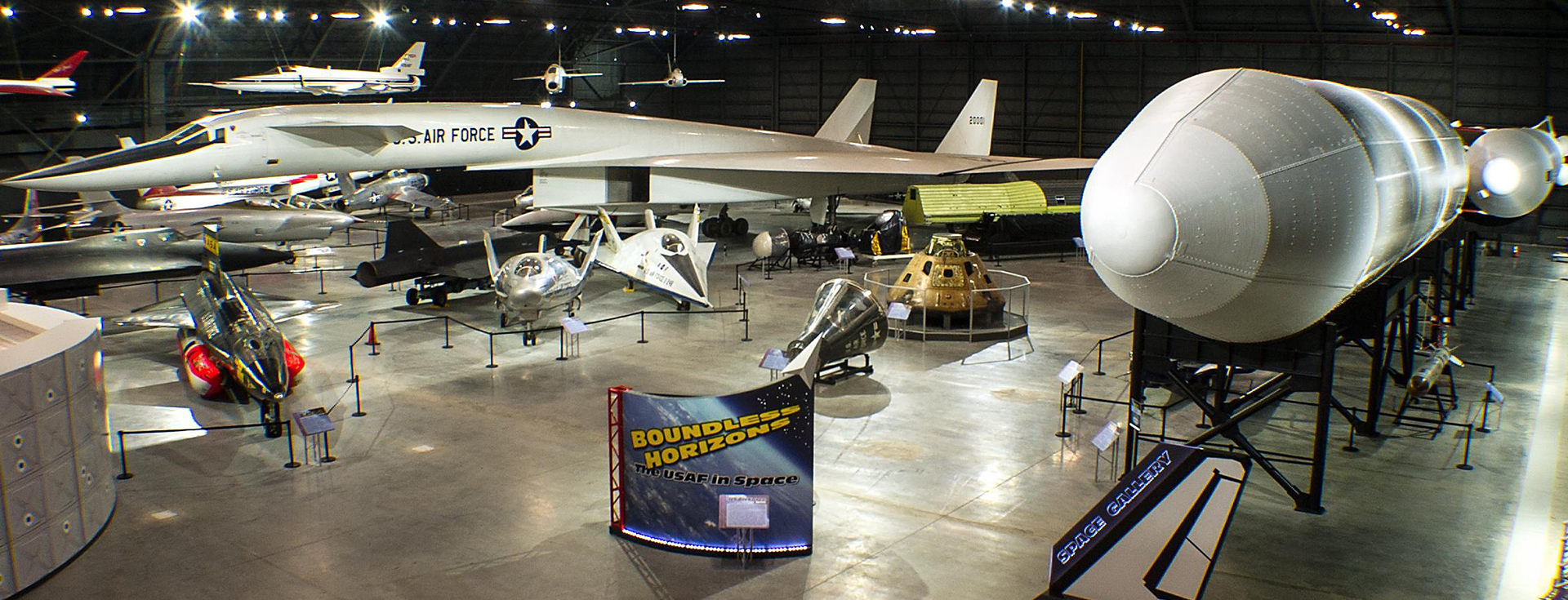 Air Force Museum Web